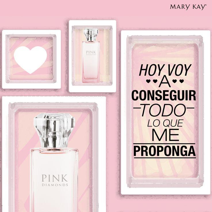 ¡Tu buena actitud siempre será la inspiración para que otras mujeres brillen como tú! ☺✨ #InspiraciónMaryKay #Frases #Quotes