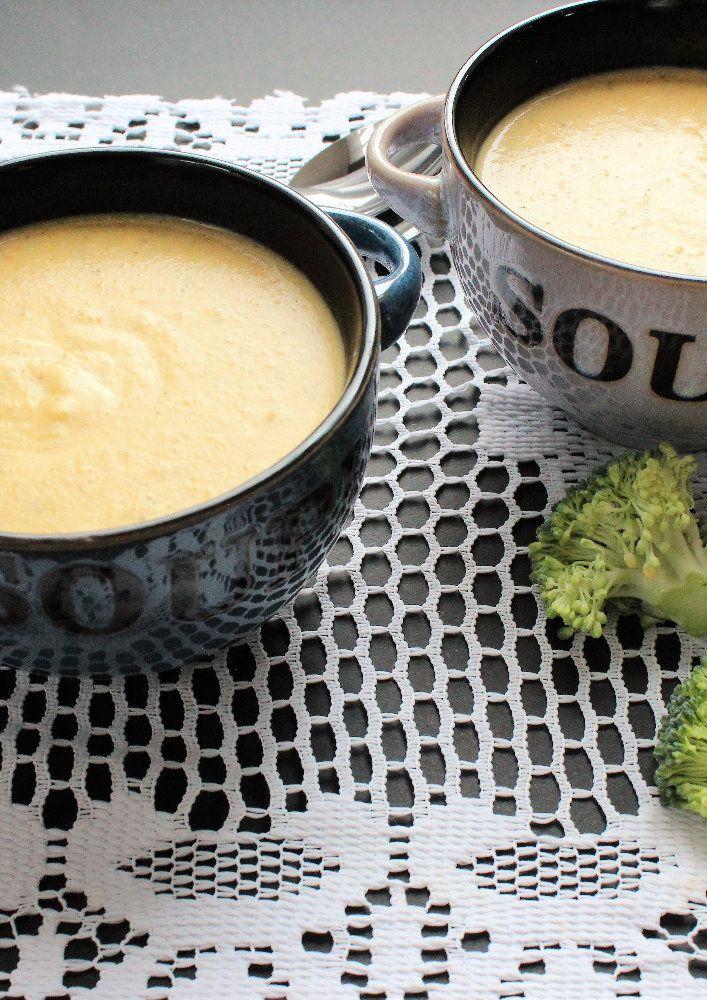 Ma cuisine de tous les jours   Potage brocoli fromage