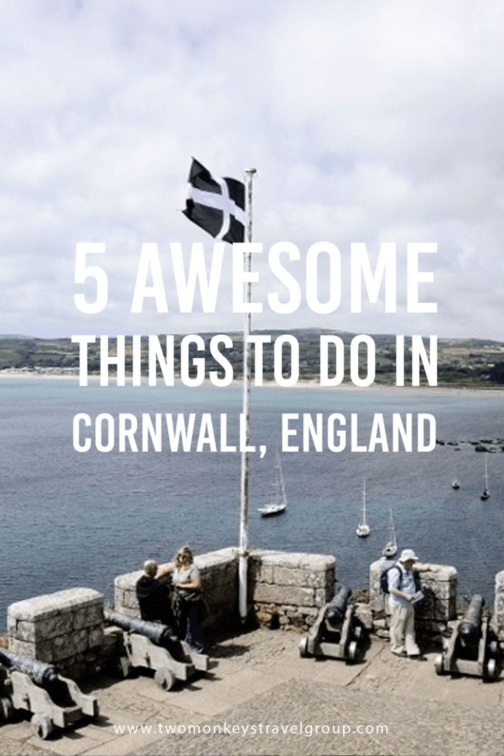 Awesome Things to Do in Cornwall, England. Located at the south-west tip of England and bordered in the east by River Tamar