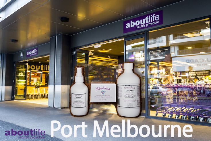 Now available in About Life @aboutlifenm Port Melbourne! You can also, pick-up the week's groceries and have a yummy healthy brunch, at the About Life Café !