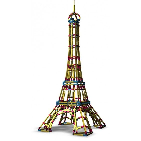 Engino - Mega Structures Eiffel Tower