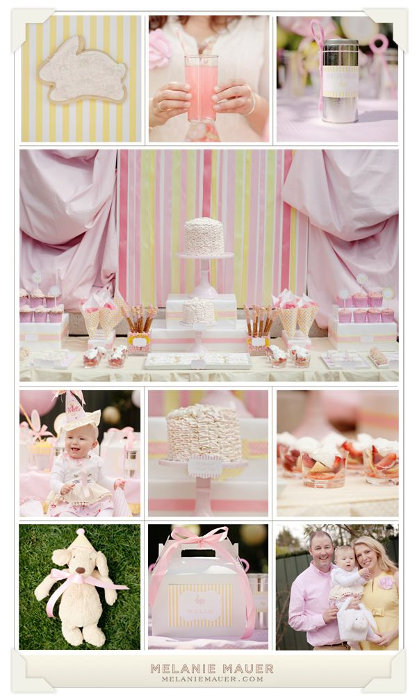 682 best 1st Birthday Theme Girl images on Pinterest Birthday