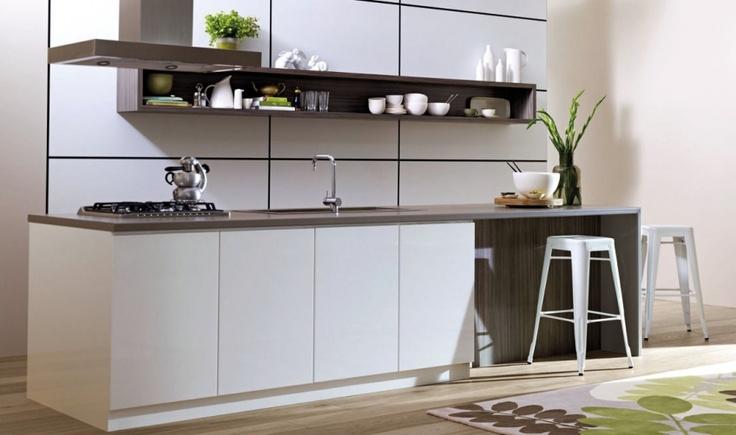 My Dream Kitchen : Inspiration Gallery : Classic Single Line