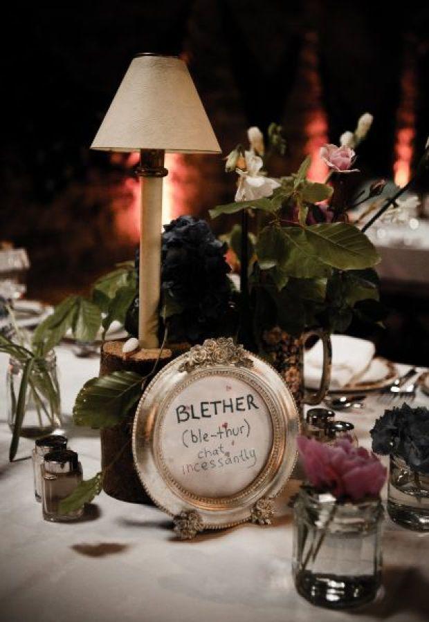 Scottish Wedding With Vintage Charm
