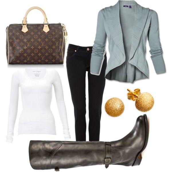 Winter, created by settingmoon on Polyvore: Dream Wardrobe, Clothing Style, Fashion Style, Dream Closet, Fun Outfits, Closet Aspirations, Fashion Forward, Clothes Ideas, Desired Attire