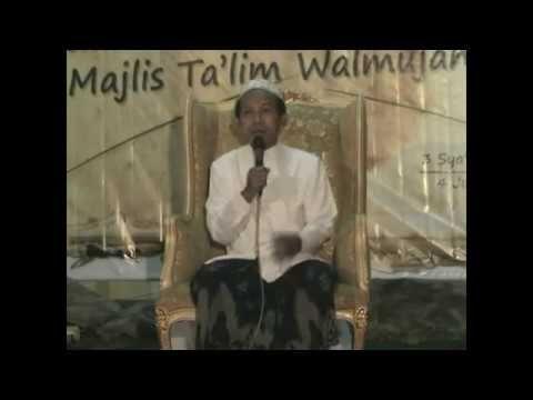 KH. Syarofuddin Ismail Qoiyimas dari Rembang