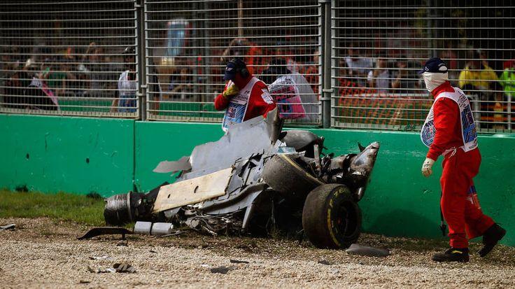 Fernando Alonsos horrific F1 crash fuels discussion for halos canopies
