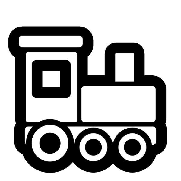 Vector And Train Engine Black And White Clipart 8133 Favorite Clipartfan Com Clip Art Train Clipart Free Clip Art