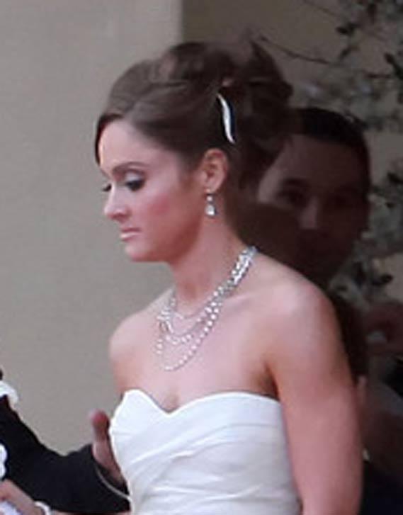 jewelery and hair