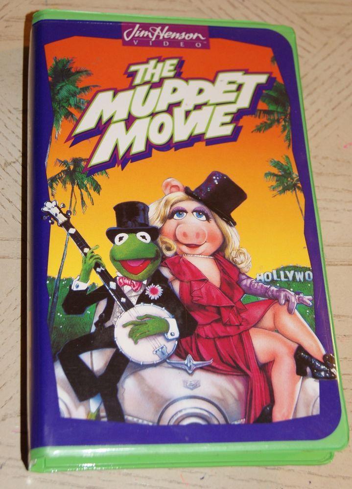 27 best Jim Henson Video images on Pinterest | Jim henson ...The Muppet Movie Vhs