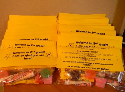 Simply 2nd Resources: Student Welcome Gift                                                                                                                                                      More
