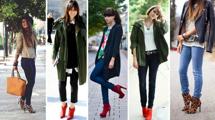Botas Curtas (ankle boots)