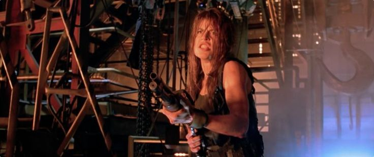 Linda Hamilton Arnold Schwarzenegger back for a new Terminator movie