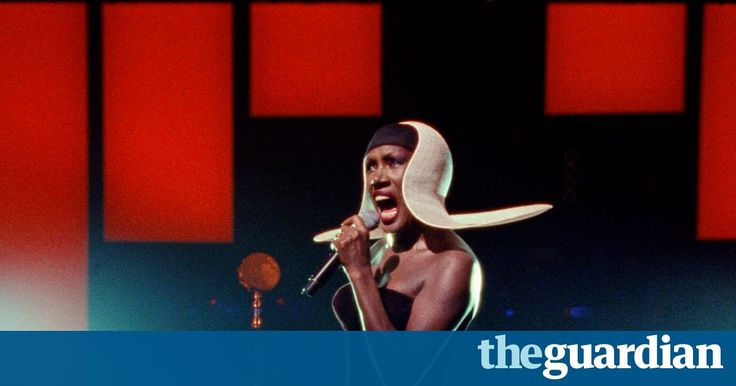 Grace Jones: Bloodlight and Bami review – sharp portrait of an iconic extraterrestrial  ||  Sophie Fiennes' engaging documentary explores the showbiz excesses and the Jamaican background of a star who sparkles ever more intensely https://www.theguardian.com/film/2017/oct/25/grace-jones-bloodlight-and-bami-review-sophie-fiennes-documentary?utm_campaign=crowdfire&utm_content=crowdfire&utm_medium=social&utm_source=pinterest