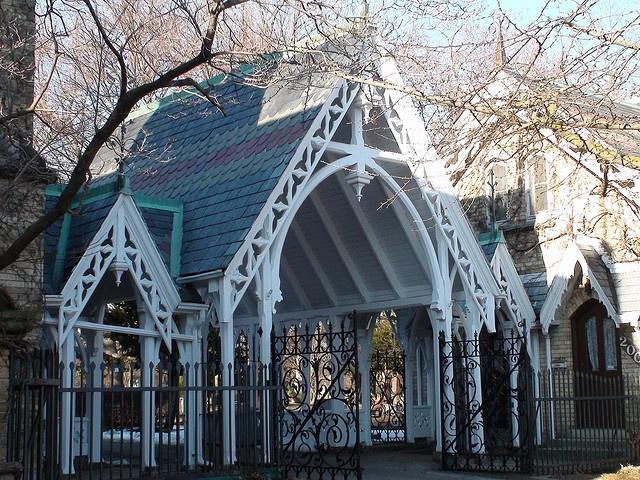 Necropolis Chapel in Cabbagetown, Toronto