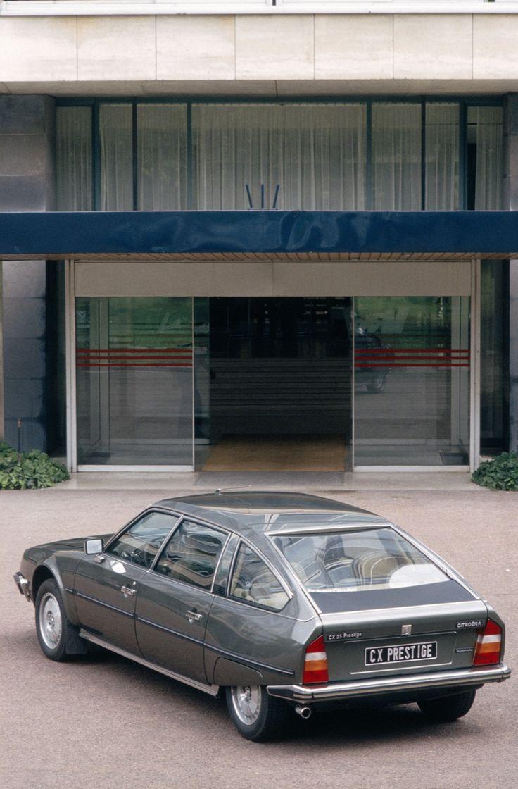 Citroen CX 25 Prestige
