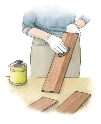 Finishing Basics For Woodwork Floors Wood Working Pinterest Woodworking Flooring And It Is Finished