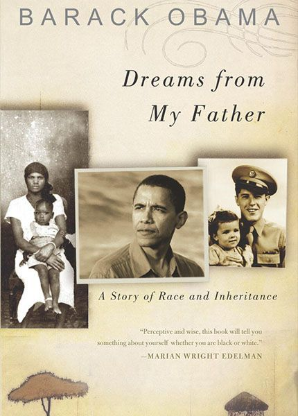 30 Memoirs You Have To Read #refinery29  http://www.refinery29.com/2015/11/97576/best-memoirs#slide-13  Dreams from My Father: A Story of Race and Inheritance, Barack Obama (1995)Themes: Race, identity, politics, idealismLong before he became POTUS, Barack Obama published this thoughtful memoir about growing up in Hawaii a...