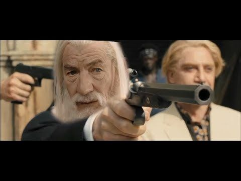 ''Teh Lurd Of Teh Reings'' Compilation | ONLY GANDALF - YouTube