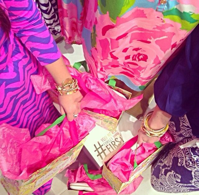 Can't. Get. Enough. Lilly Pulitzer