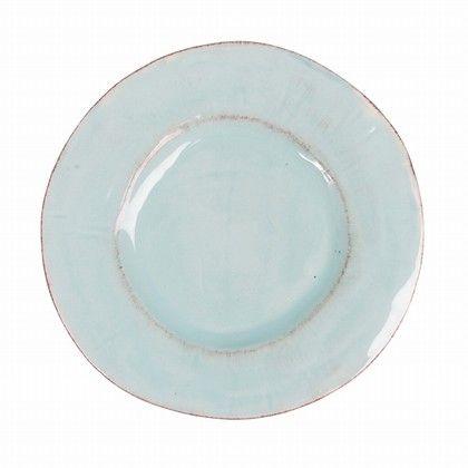 Frokost keramik tallerken mint