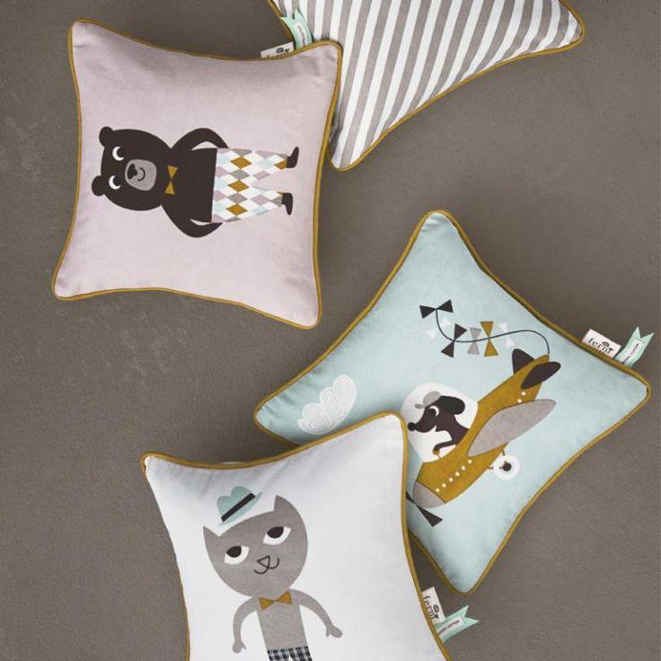 cushions by ferm living master meubel design meubelen en interieur inrichting - Masterschlafzimmerdesignplne