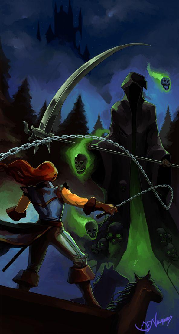 """""""CastleVania Rondo of Blood Prologue"""" by GreenStranger.deviantart.com on @DeviantArt"""
