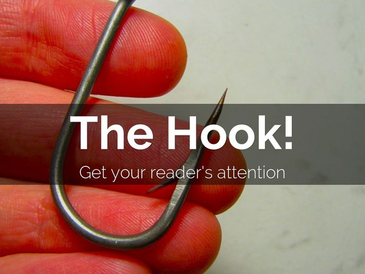 The Hook, by Megan Ellis