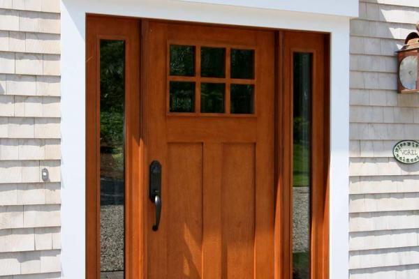 colonial front doors | Riverview Colonial Front Door