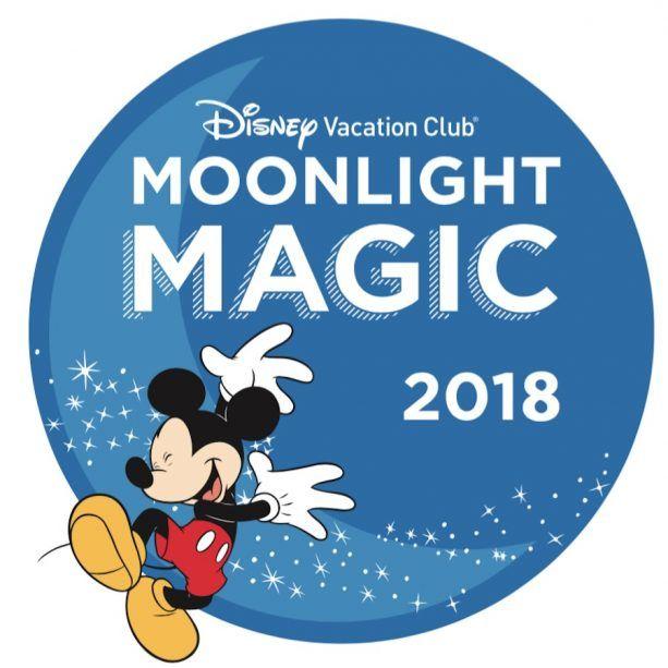 Disney Vacation Club Moonlight Magic