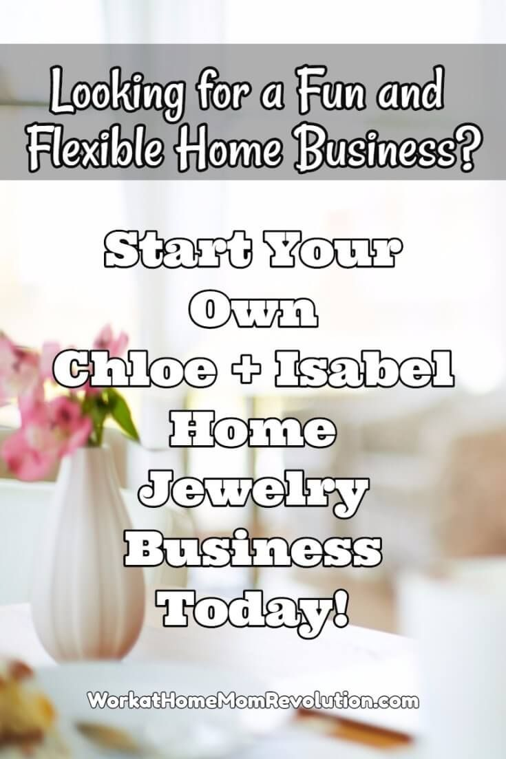 Stunning Chloe Isabel A Fun and Flexible Home Business