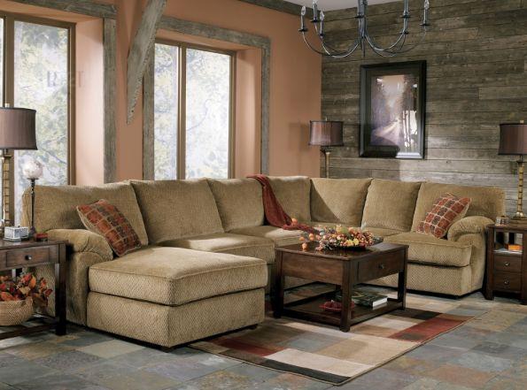 Ashley Furniture Sofas | Ashley Furniture u2013 Bartlett-Caramel Sofa Set : sectional sofas at ashley furniture - Sectionals, Sofas & Couches