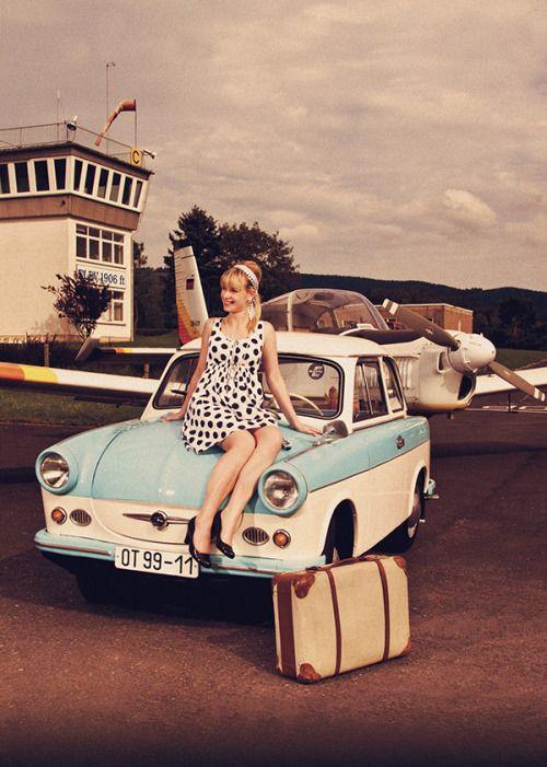 Trabant.Classic Car Art&Design @classic_car_art #ClassicCarArtDesign