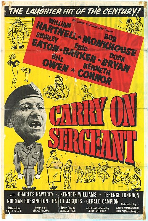Carry On Sergeant 1958
