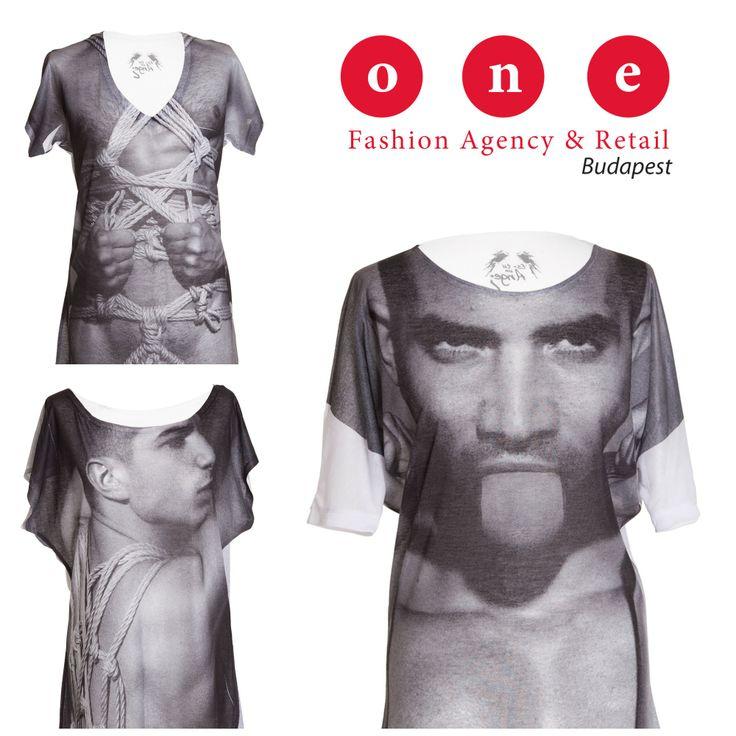 Es tu un Ange? t-shirt www.onefashionbudapest.com