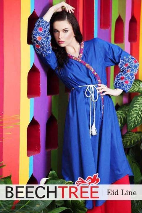 Beech Tree Eid Dresses 2013 for Women 001