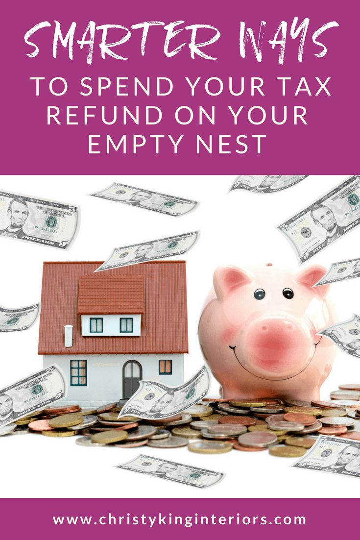 At tax time we all have our wheels turning in our heads trying to figure out -how should you spend your tax refund. Many of you will choose to spend it on your homes- especially after the kids move out or have grown older. But where is the best place to spend it?