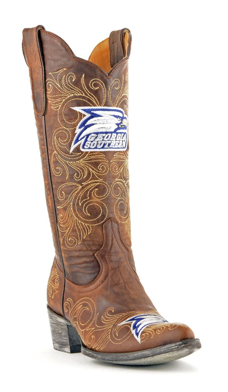 Womens Georgia Southern University Boots | GSO-L232-1 | GameDayBoots