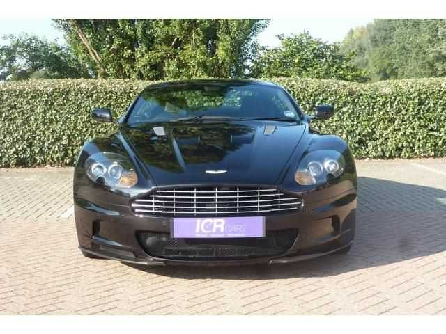 2009 Aston Martin DBS 5.9 V12 2-door coupe in black. Full dealership history. Click on pic shown for loads more.