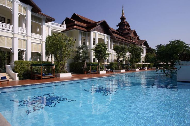 #thailand #exotic #besthotels #chiangmai #dharadhevi
