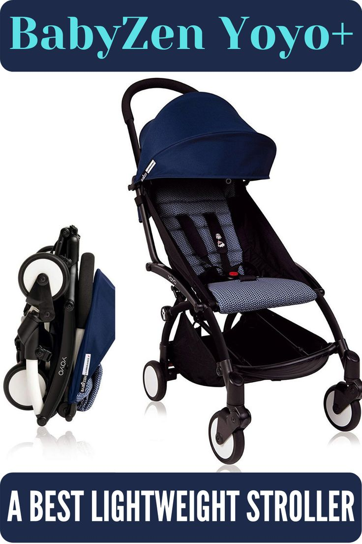 BABYZEN YOYO+ Complete Stroller with Newborn Color Pack