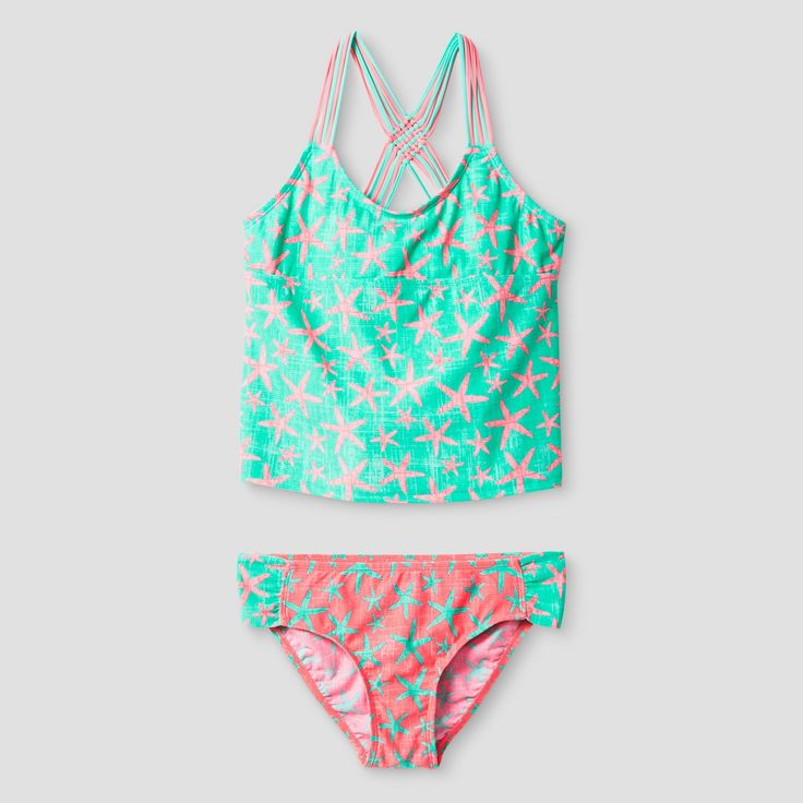 Plus Size Tankini Sets Malibu Dream Girl 12 Plus, Size: 12.5 Plus, Multicolored