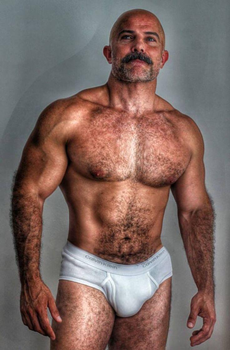 David lambert services a hot hairy muscle daddy brad kalvo