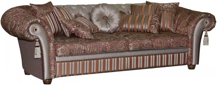 Eastern design sofa.