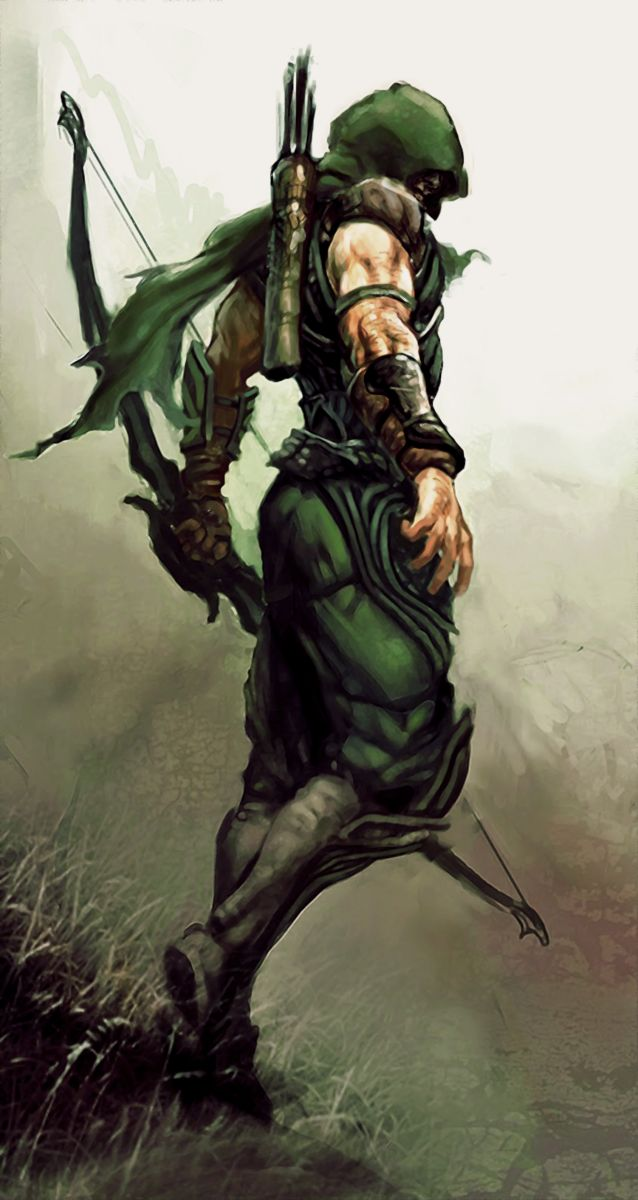 Green Arrow | Crispin-Freeman