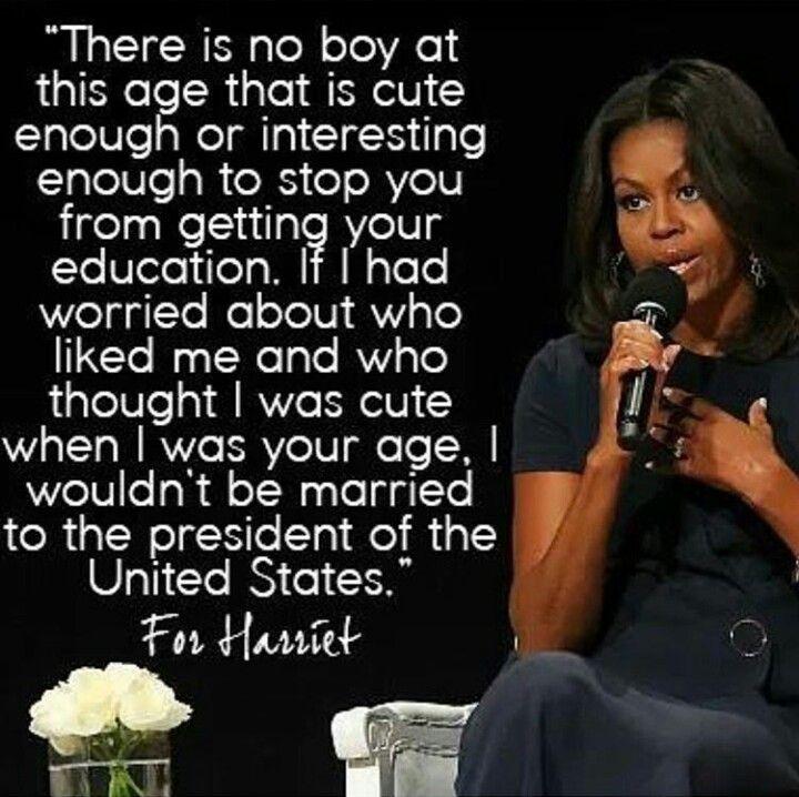 Besten  Michelle Obama Quotes Ideen Auf Pinterest