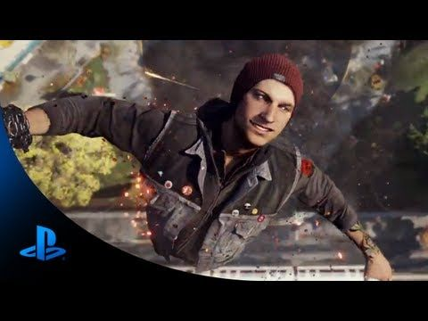Sucker Punch has released their E3 trailer for inFAMOUS: Second Son.