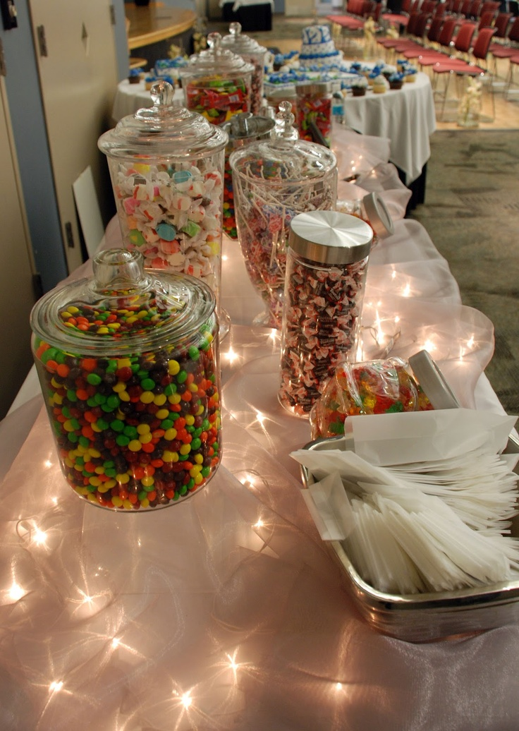 Kelli Wong Photography: candy station