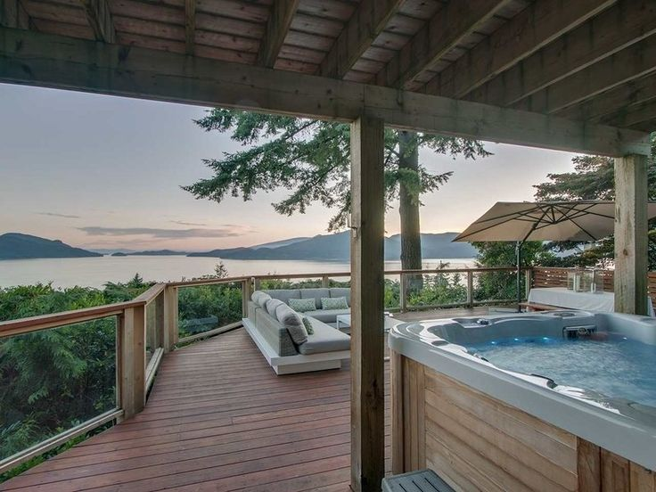 Todd Talbot of Love it or List it Vancouver has listed his West Vancouver home on the market for $2.4 million
