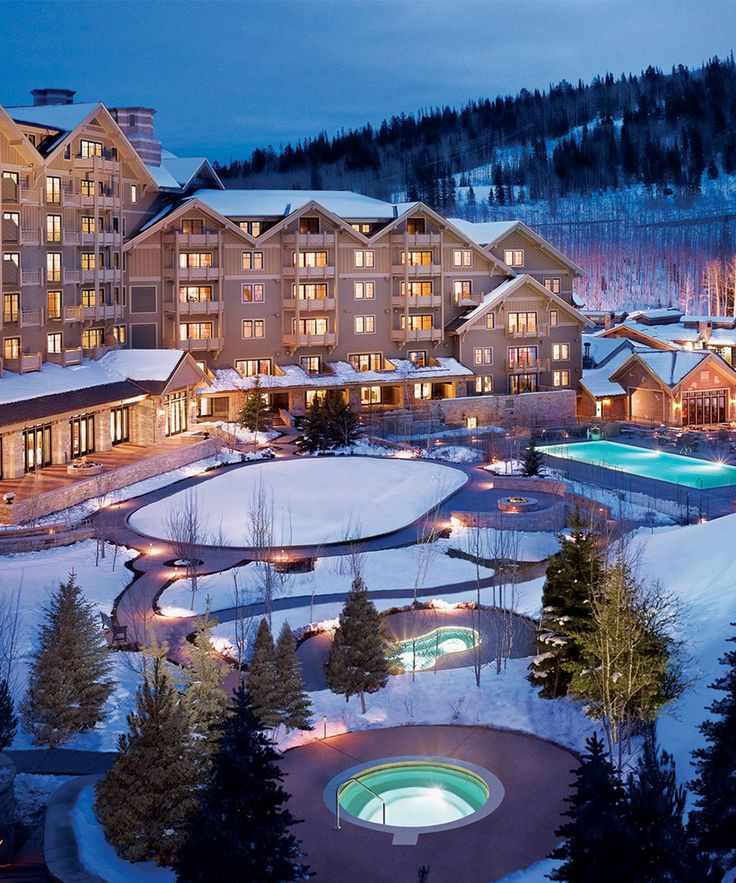 Honeymoon Destinations Rocky Mountains: Honeymoon Destinations For Ski-Lovers